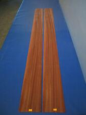 Mahagoni Streifer Sapeli Furnier Intarsien Modellbau Holz 2125