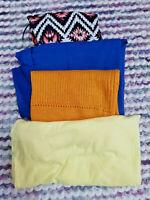 Bundle of 4 Ladies Tops Size 16 Joblot Blouse T-Shirt Vest Atmosphere & Others