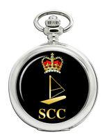 Sea Cadets SCC Windsurfen Abzeichen Taschenuhr