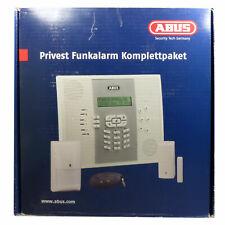Alarmanlage ABUS SECURITY Privest Funk Alarm Komplettpaket