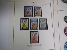 John F Kennedy Memorial Stamps, 1964 to 1966 , Overprints, Imperforate, All Mint