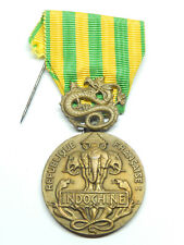 2.15A) Belle médaille CEF INDOCHINE VIETNAM EXTREME ORIENT french medal
