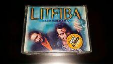 LITFIBA - CROCE E DELIZIA LIVE - MUSICASSETTA MC SIGILLATA (SEALED)