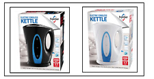 Electric Jug CORDLESS Kettle 1.7L 2000W Black WHITE AUTOMATIC SAFETY CUTOFF