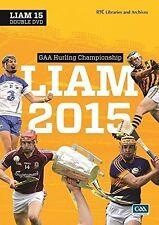 GAA - LIAM 2015: HURLING CHAMPIONSHIP 2015 2DVD SET (20th November 2015)