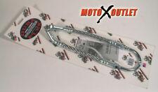 Snowmobile Ice Scratchers 1201-DF Snow Scratcher Duraflex Reverse Compatible Kit