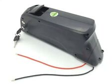 36V 15 Ah Downtube Style Li-ion Battery for E-bikes, With / 5a Fast Charger