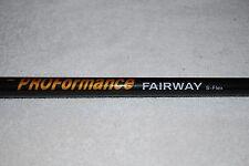 PROFORMANCE* Fairway Wood Stiff Flex .335 Graphite Shaft - BLACK