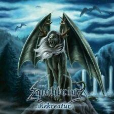 """Equilibrium """"rekreatur"""" CD 9 pistas nuevo"""