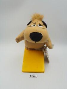 "Wacky Races B2107 Muttley Dog SEGA 1995 Plush 6"" Toy Doll Hanna-Barbera"
