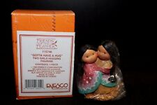 Enesco Friends of the Feather 'Gotta Have a Hug' #115746 - Nib