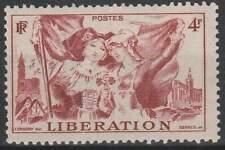 Frankrijk postfris 1945 MNH 732 - Bevrijding Elsaz-Lothringen