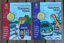 A 2-Pc Parent's Guide To Teaching Towns & Teaching Trips [Ages 2-5]