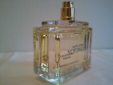 RALPH LAUREN NOTORIOUS WOMENS EDP PERFUME FRAGRANCE SPRAY 75ML DISCONTINUED