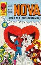 NOVA - N° 129 - Surfeur d'argent, Spider-Man, 4 Fantastiques - Semic 1988