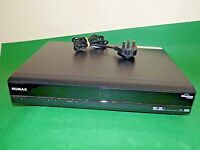 Humax Duovisio PVR-9200T (160GB) DVR Freeview recorder Black Working order