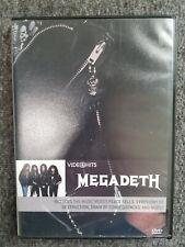 Megadeth Video Hits DVD 1986-1997