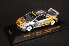 IXO Peugeot 307 WRC 2006 1:43 #63 Burri / Hofmann Rallye Monte-Carlo