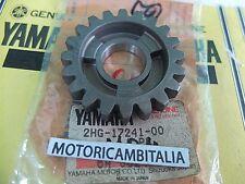 YAMAHA YZ125 87 88  INGRANAGGIO 4 MARCIA CAMBIO  PINION GEAR 4 TH  2HG-17241-00