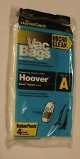 Hoover Type A Bissell Upright Style 2 Vacuum Cleaner bags package of 4