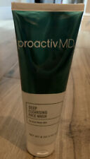 New Proactiv MD DEEP CLEANSING FACE WASH 6 oz Sealed Fresh Acne Treatment.