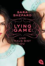 Und raus bist du / Lying Game Bd.1 von Sara Shepard (2012, Klappenbroschur)