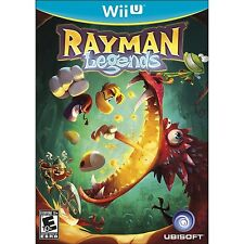 Rayman Legends [Nintendo Wii U, NTSC, Platform Adventure, Michel Ancel] NEW
