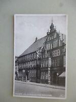 Ansichtskarte Hameln Alte Stiftshäuser in der Osterstraße (Nr.594)