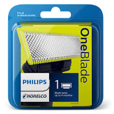 Philips OneBlade QP210/50 Pack of 1 replacement blade Fits all OneBlade handles