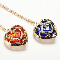 For the Legend of Zelda Skyward Sword Heart Container Necklace Pendant AnimBLCA