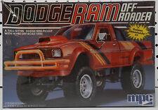 DODGE RAM PICKUP TRUCK OFF ROADER 4X4 MONSTER BOYS D50 SEALED ROAD MPC MODEL KIT