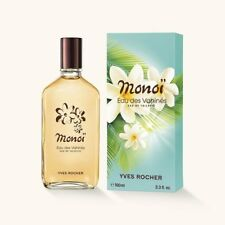 Yves Rocher ❤️ Eau des Vahinés 100 ml Monoi Eau De Toilette France  Brand New.