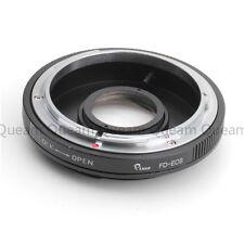 Optical FD Lens to Canon EOS Mount Adapter 77D 7D 6D II 5D IV 800D 1300D 80D 60D
