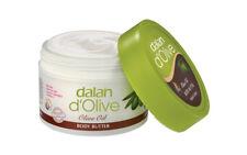 Dalan d'Olive Oil Olive Body Butter Care Cream (1  x 250ml Pack)