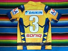 ✺Signed✺ JAMIE LYON Wolverine Jersey PROOF COA Manly Sea Eagles NRL 2019