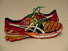 Asics men's running shoes GEL-KINSEI 5 multi color size 8.5 us