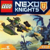 LEGO NEXO KNIGHTS - LEGO NEXO KNIGHTS HÖRSPIEL FOLGE 17   CD NEU