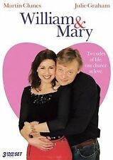 DVD: William and Mary: Seasons 1 & 2, . Good Cond.: Julie Graham, Martin Clunes