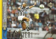 1998 Upper Deck Juventus Football Club - Base Common Cards (#1 - #15) - Choose