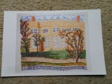 JUDGES.POSTCARD.NEEDLEWORK PHOTO OF ASTLEY HALL.BY ACTON CLAYTON LE WO.
