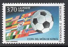ANDORRA(FRENCH) MNH 1994 SGF486 World Cup Football Championships