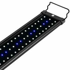 NICREW ClassicLED Aquarium Light, Fish Tank Light with Blue and White LEDs, 25W,