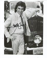 Hand Signed 8x10 photo DUDLEY MOORE as ARTHUR + RR Auction COA