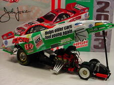 John Force 2003 Action Racing Collectible Gtx Mustang 12X Champ 1:24th scale