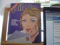 PILOTE MENSUEL N°67  BE/TBE