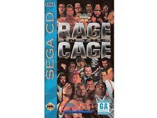 ## SEGA Mega-CD - WWF Rage in the Cage (US) ##