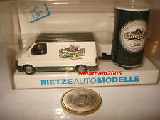 Rietze - Ford Transit Trailer Advertising Sternquell - 1/87° Ho