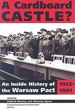 A Cardboard Castle? An Inside History of the Warsaw Pact, 1955-1991 (National Se