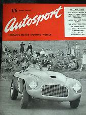 Alberto Ascari Ferrari 375 italiano GP 1951 Froilan Gonzalez Giuseppe Farina Alfa