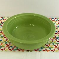 Fiestaware Chartreuse Large Bowl Fiesta Retired Green 40 oz Serving Bowl